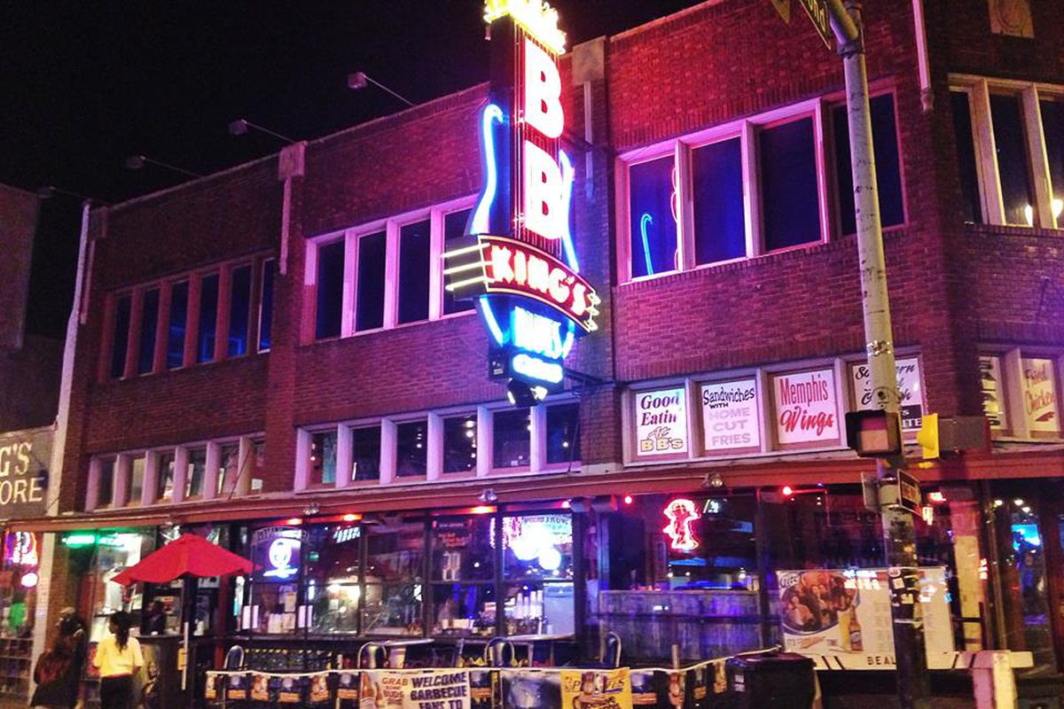 B B  King's Restaurant and Club Is Eying D C  - Eater DC