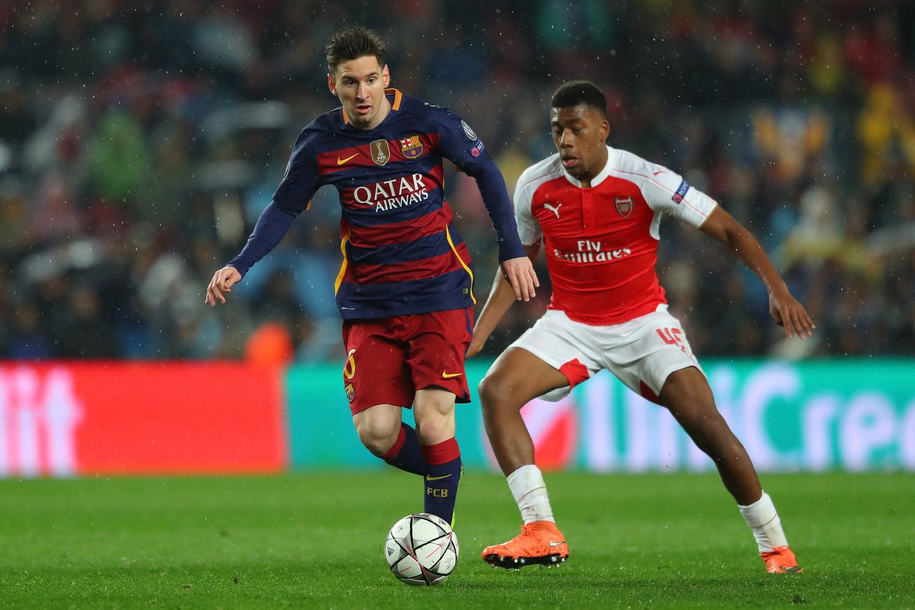 Barcelona to face Arsenal in Joan Gamper Trophy