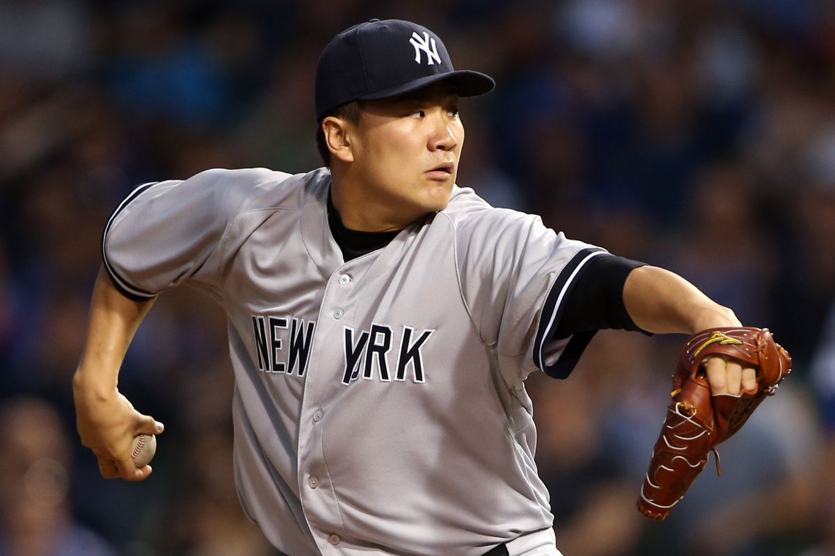 You have two days to cancel whatever you're doing on Thursday at 10 a.m. so you can watch Masahiro Tanaka start against the A's.