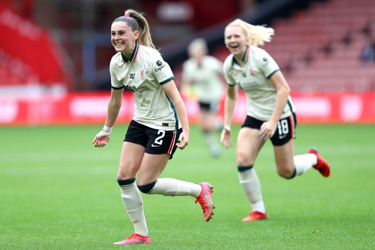 Sheffield United Women v Liverpool Women - Barclays FA Women's Championship