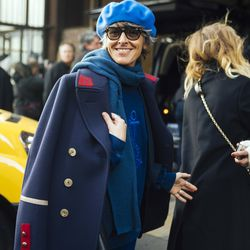 Ironic berets are now a thing in Paris thanks to Gucci.