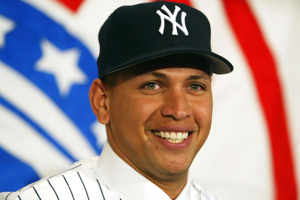 Alex Rodriguez Signs With Yankees
