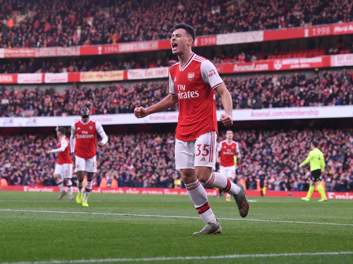Gabriel Martinelli - Arsenal FC - Premier League