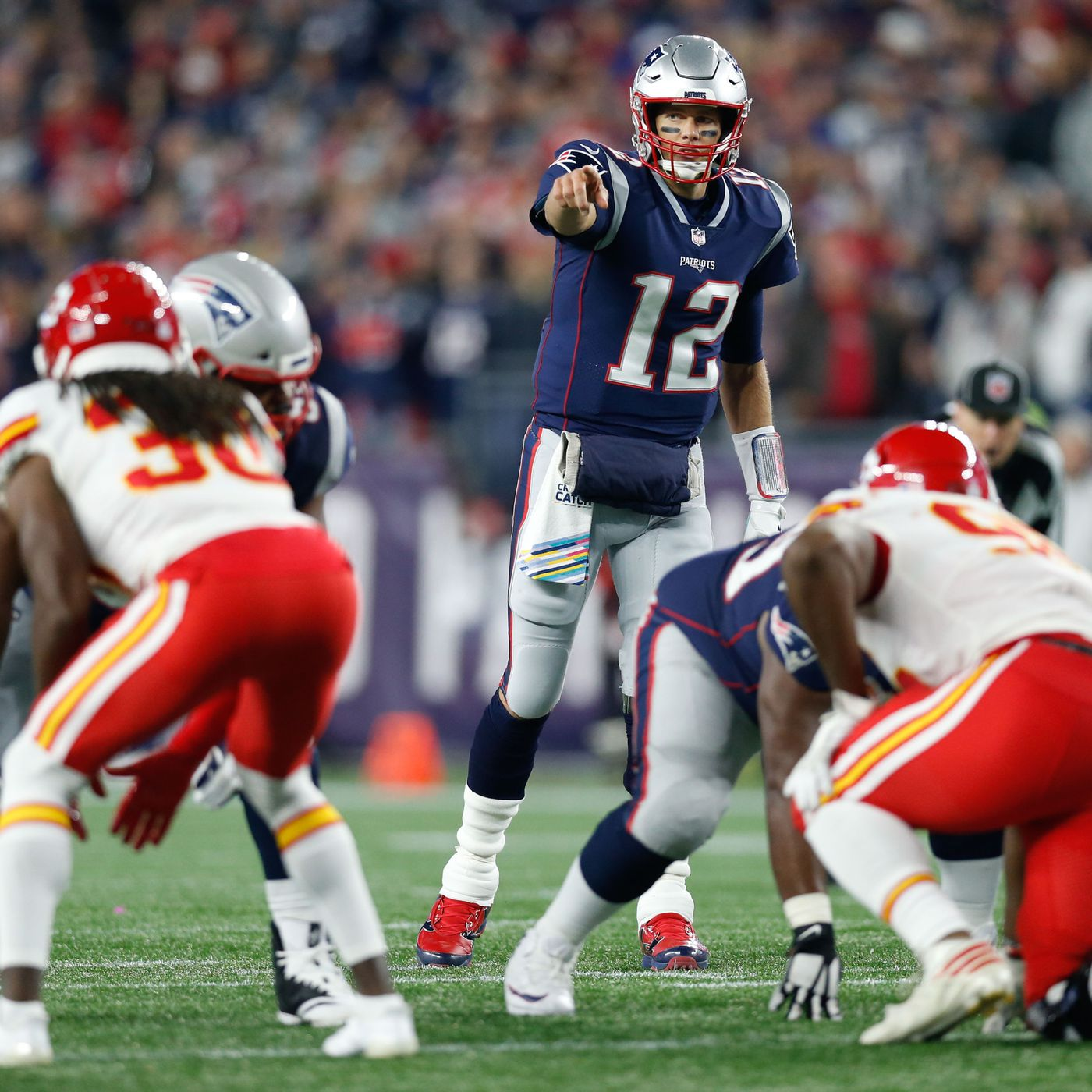c1a56c74ffd AFC Championship  3 offensive keys to victory for Patriots against Chiefs -  Pats Pulpit