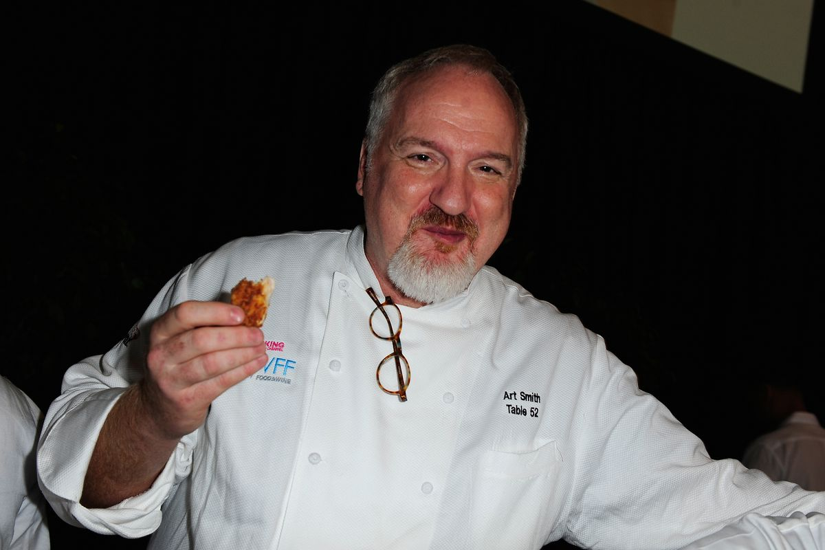 Chef Art Smith knows how to party.
