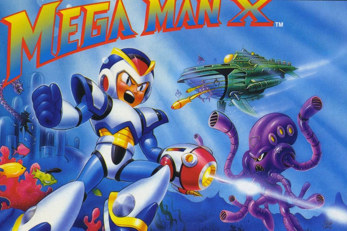 megaman x6 pc version exe download