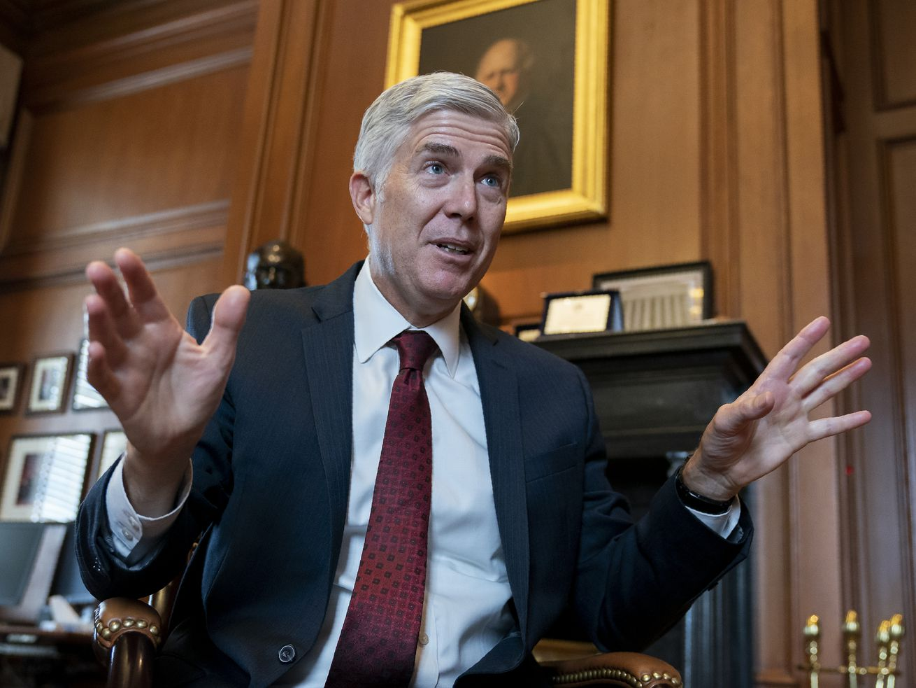 In our opinion: Justice Gorsuch, Benjamin Franklin and a civics lesson for the country