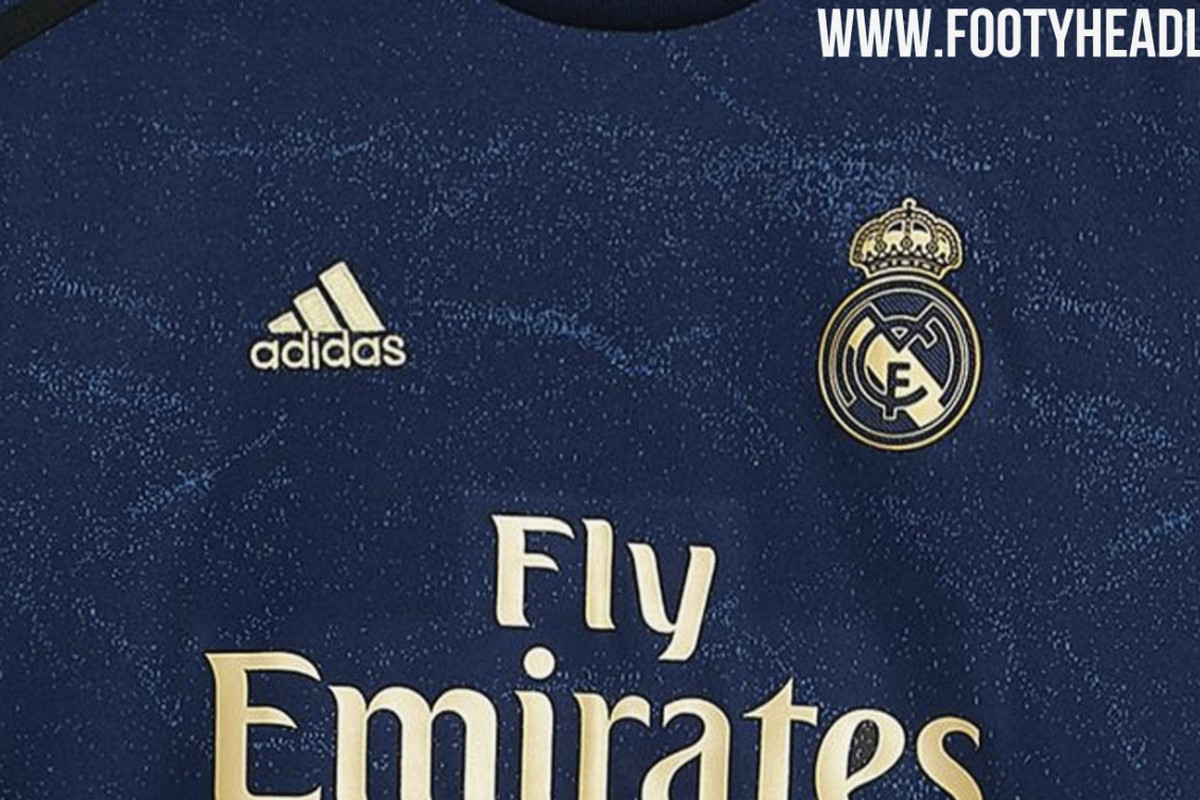 newest e2036 54389 Real Madrid 2019/20 Away Kit Leaked - Managing Madrid