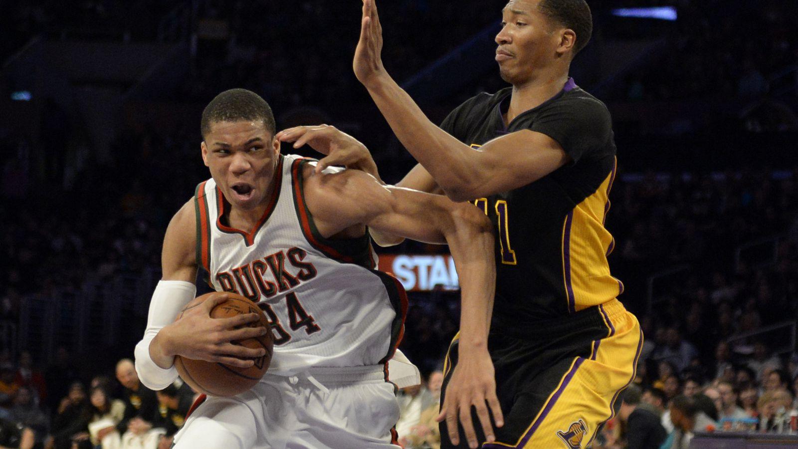 Bucks vs. Lakers Final Score: Sorry Lakers become less ...