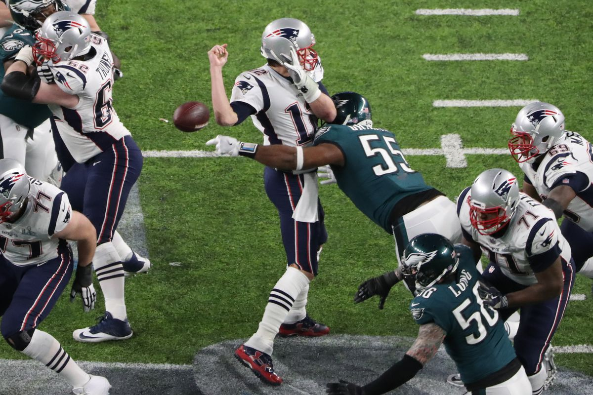 4623d49ba Eagles News  Philadelphia has the NFL s top ranked pass rush heading into  2018 season