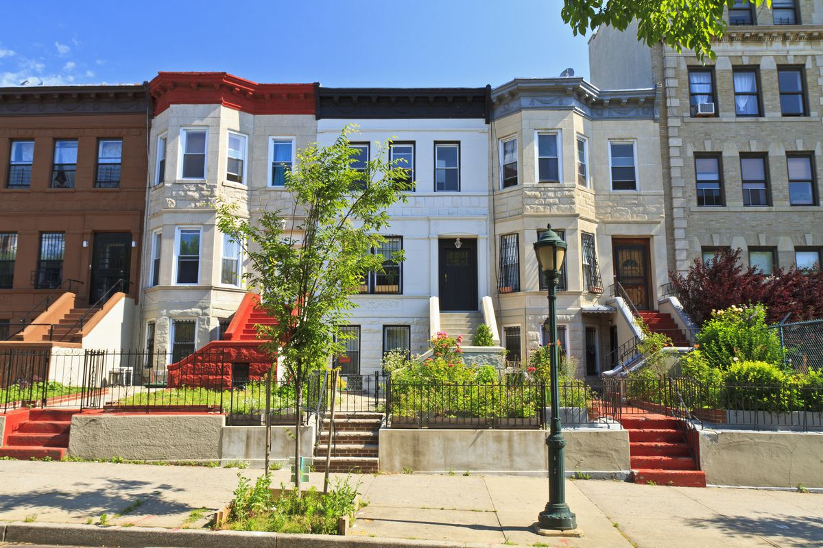 Crown Heights houses