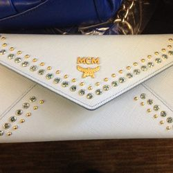 Studded Wallet, $212