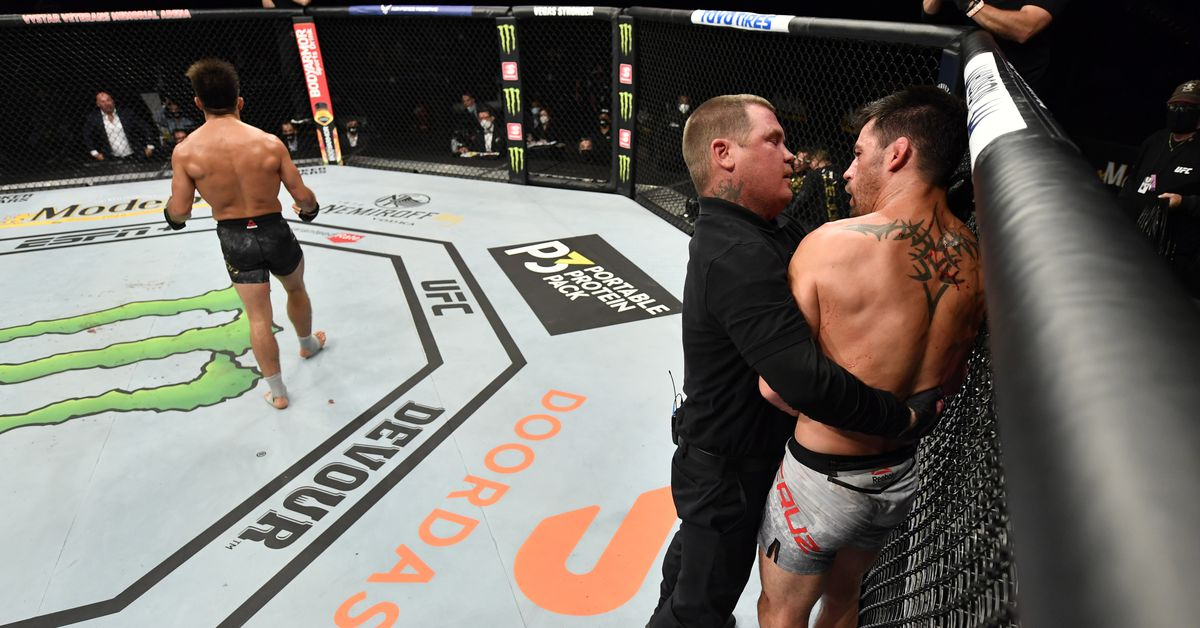 Dominick Cruz requests anyone other than Keith Peterson referee his UFC 259 fight