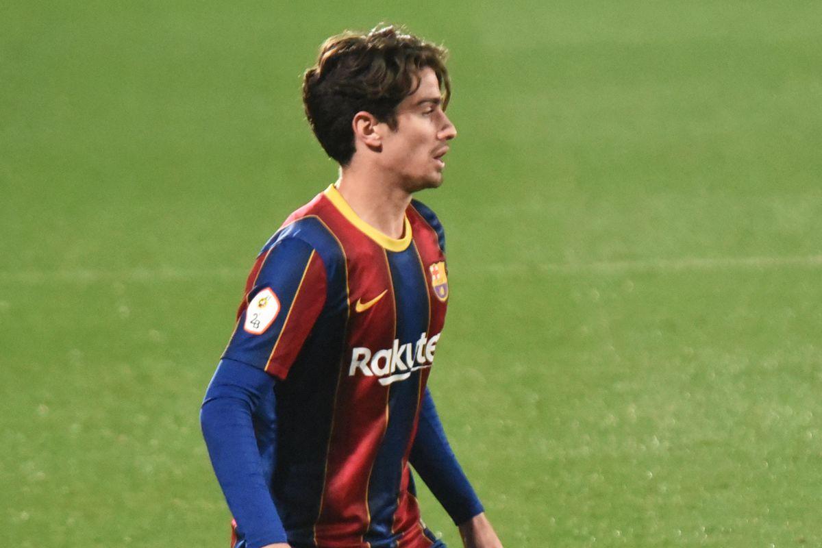 FC Barcelona B v FC Andorra - Second Division B