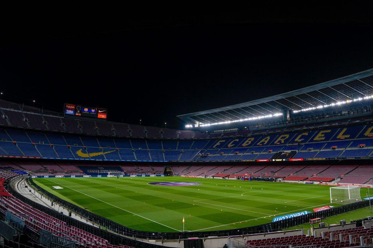 FC Barcelona v Levante CF - La Liga Santander
