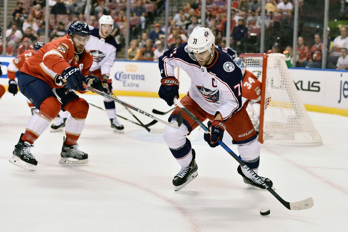 Columbus Ohio Ready Player One >> Game #41 Preview: Columbus Blue Jackets at Florida Panthers - The Cannon