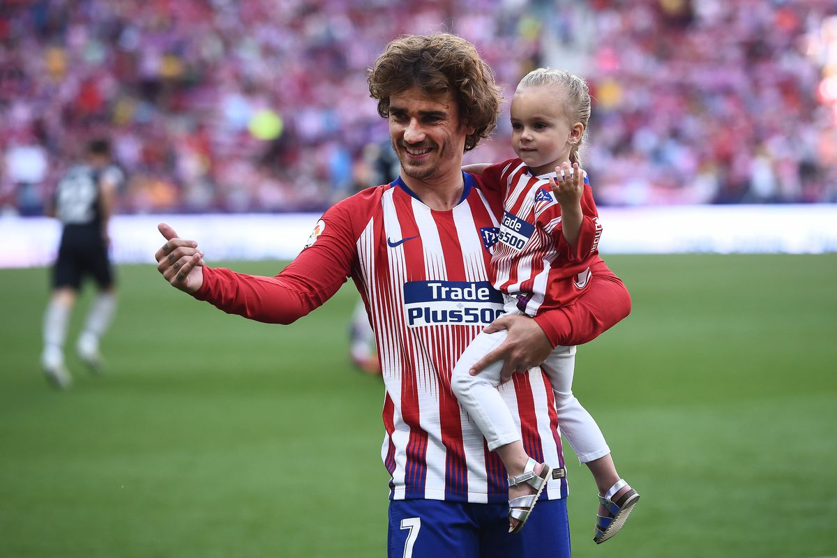 1ff199cdd Around the Forest  Antoine Griezmann is leaving Atletico Madrid