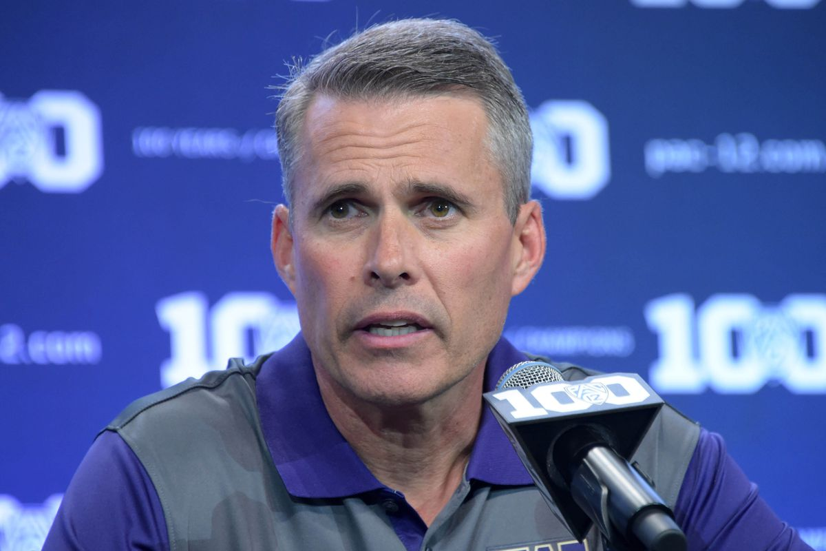 Chris Petersen has never played a true freshman QB - will that change this year?