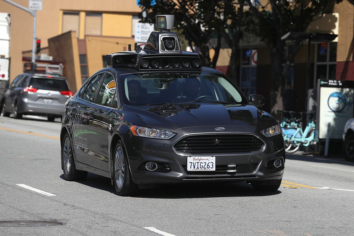 This map shows how few self-driving cars are actually on the road ...