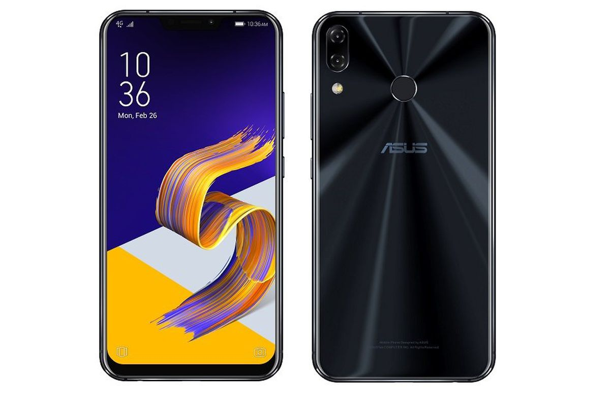 Asus' Zenfone 5Z is up for preorder and available on August