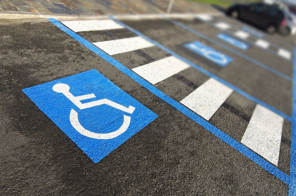 Handicapped parking needs to be plentiful, clearly marked and as close as possible to entrances of hospitals and health care facilities. Valet parking should also be an option for seniors and handicapped patients/visitors to medical centers if possible.