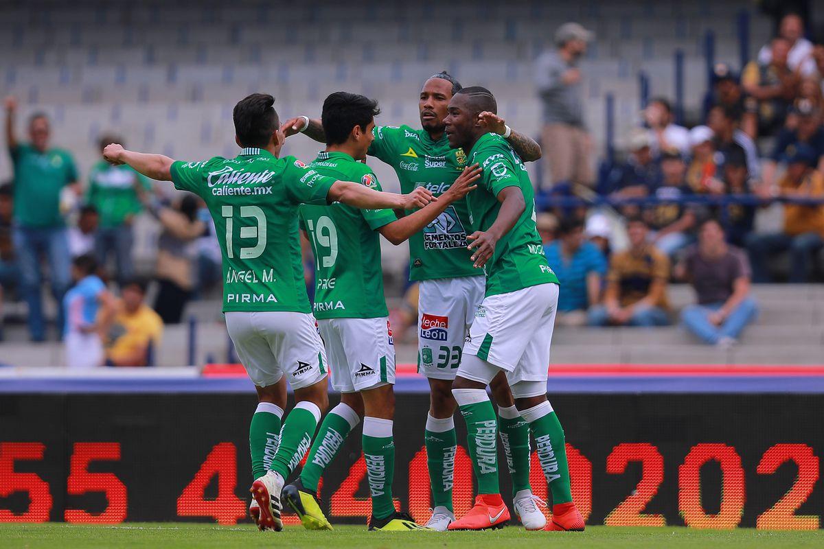 Pumas UNAM v Leon - Torneo Clausura 2019 Liga MX