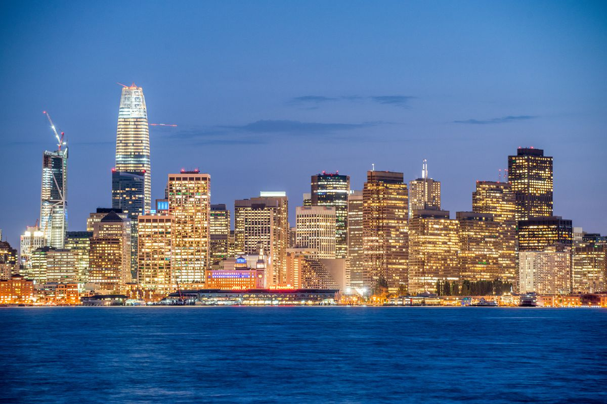 Census San Francisco Wealthier Than Ever Before Curbed Sf