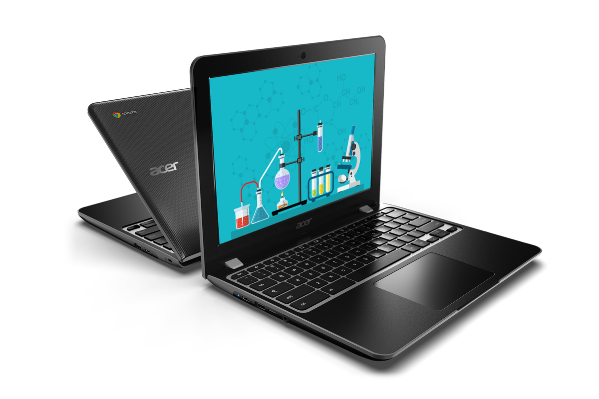 Acer announces two new educational 12-inch Chromebooks - The