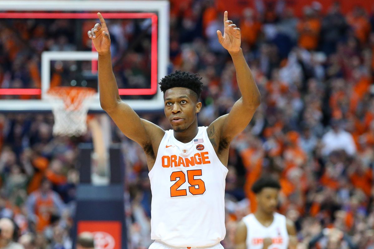 Syracuse Men S Basketball Back In Rankings At 25th In Latest Ap Poll