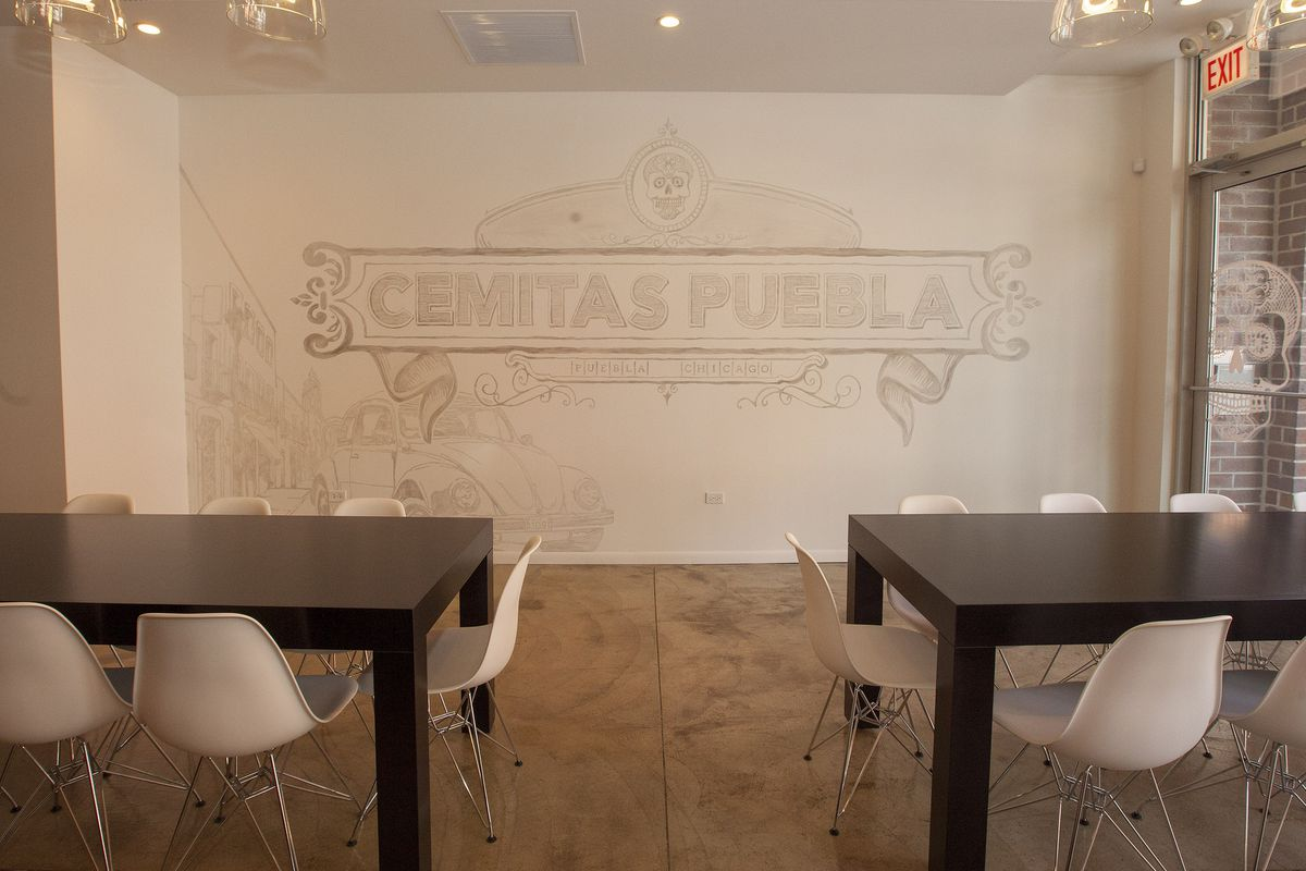 The Fulton Market location won't be the only Cemitas Puebla for long