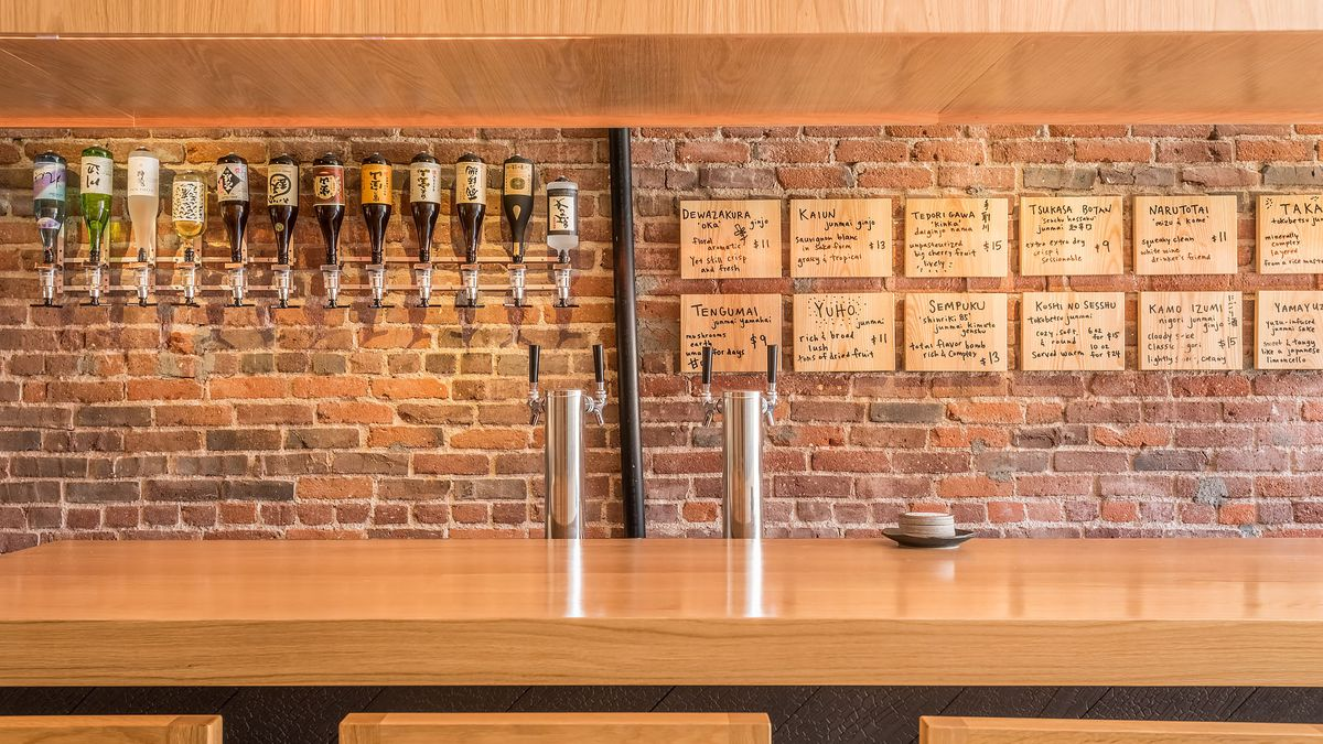 Ototo Opens With Huge Sake Selection And Japanese Drinking