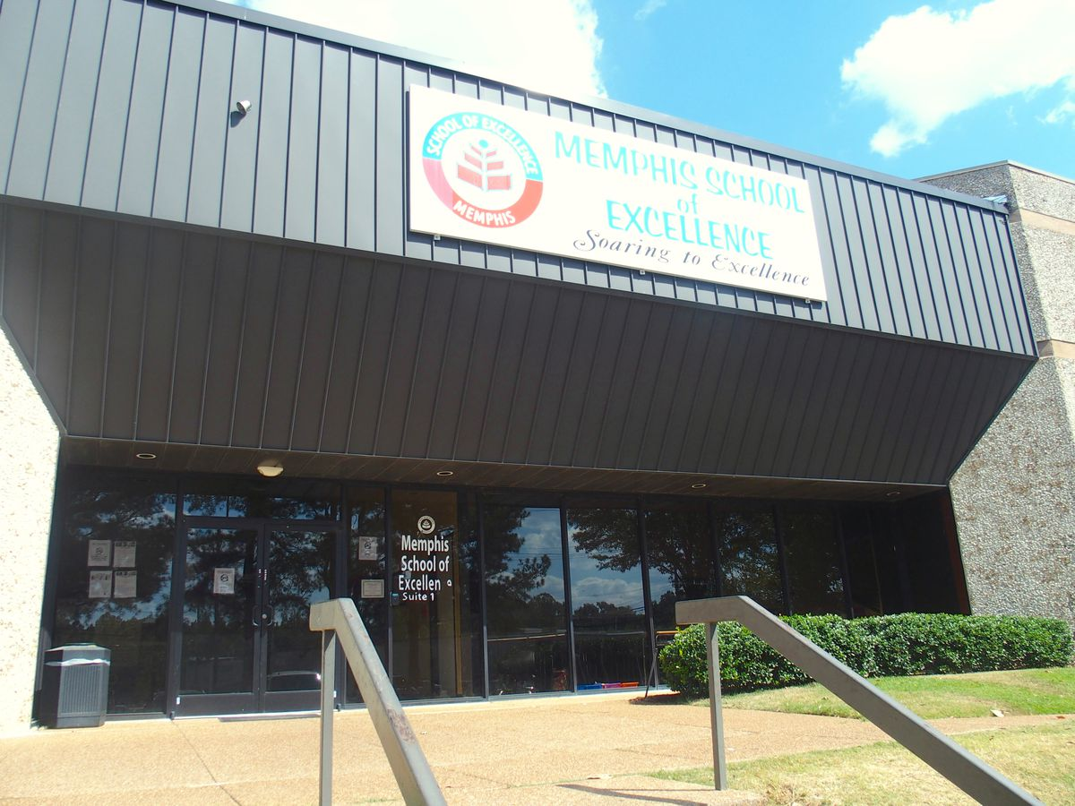 Memphis School of Excellence is a 10-year-old charter network in Hickory Hill.