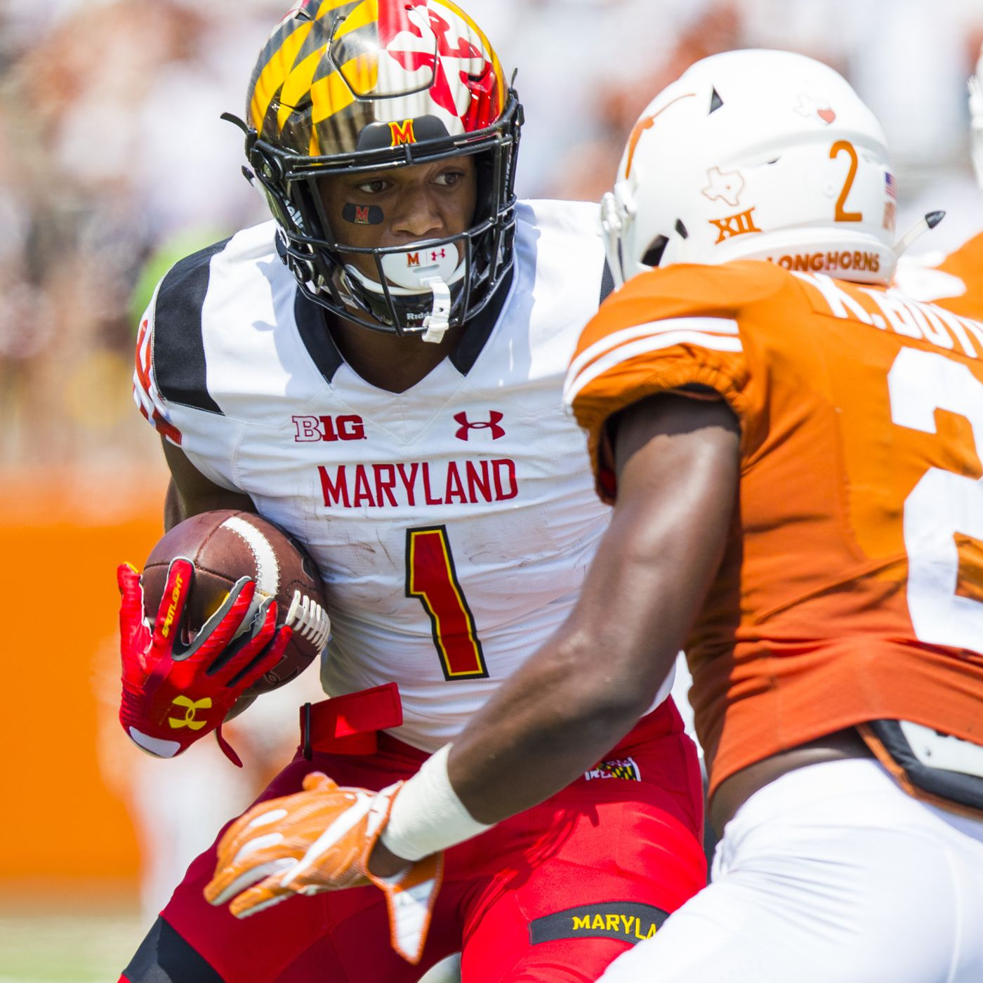 buy online a8a9b 0e0b9 Why DJ Moore is such a good NFL draft pick for the Panthers ...