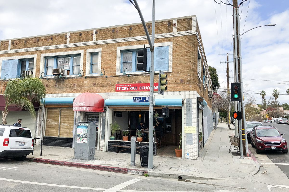 Sticky Rices Empire Of Pad Thai Invades Echo Park Today Eater La