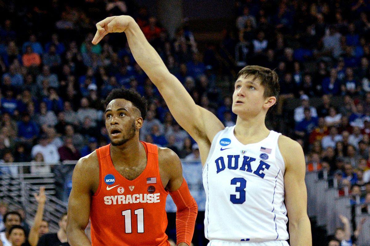 ffe9ae47c6e Duke Banquet Held Thursday Night - Duke Basketball Report