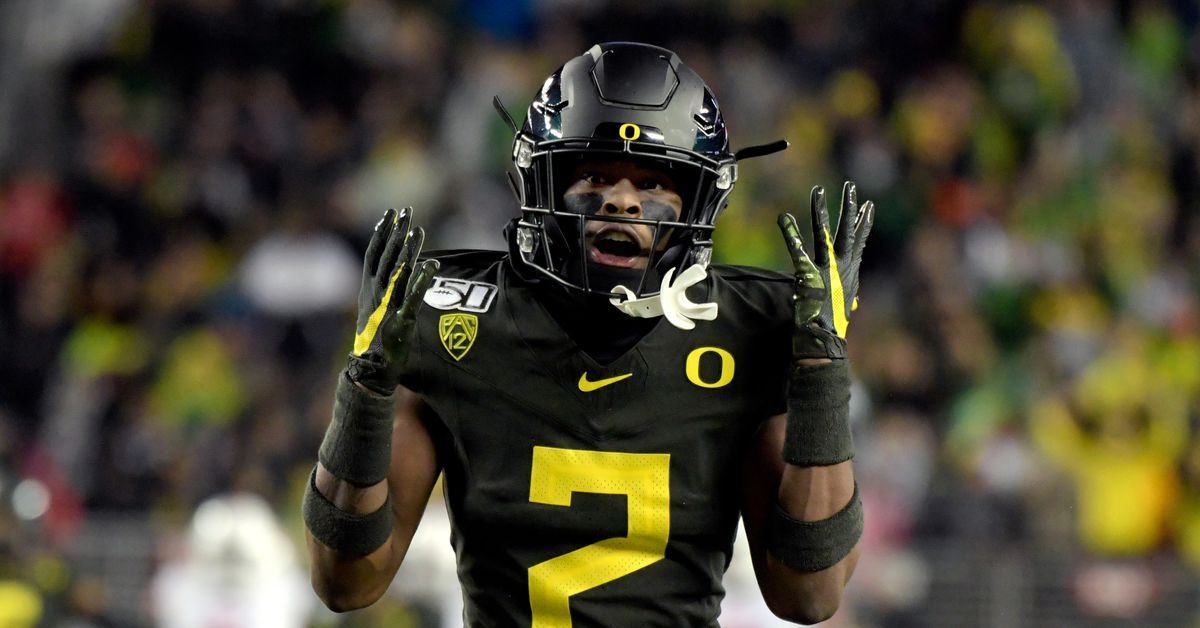 The best group of returning CBs in CFB belongs to the Pac-12