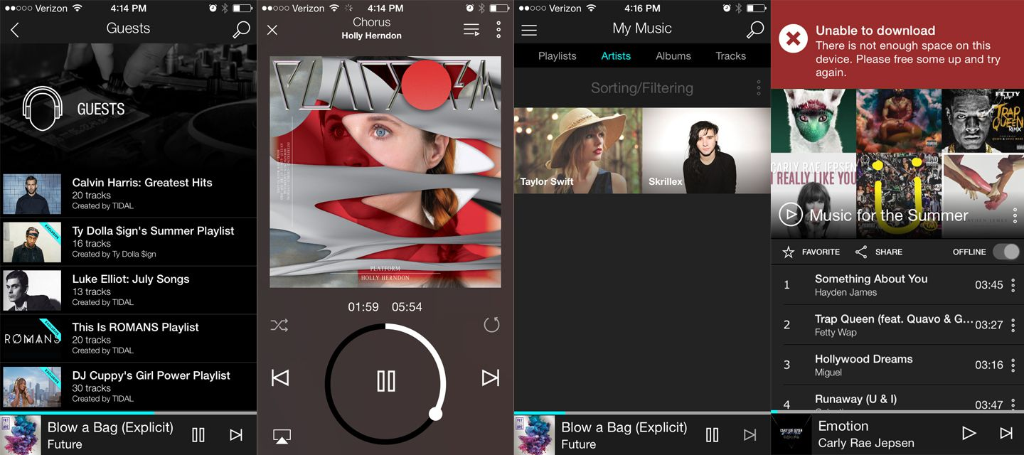 The search for the perfect music streaming service | The Verge