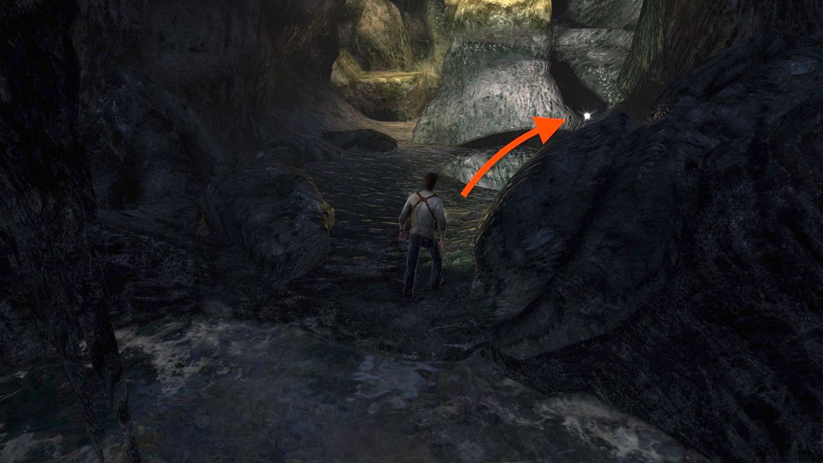 Uncharted: Drake's Fortune Chapter 2 treasure locations