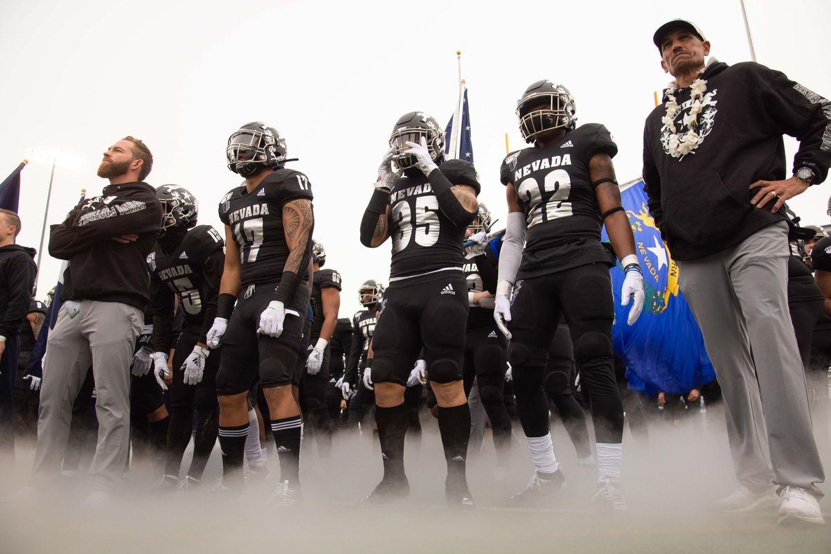 NCAA Football: UNLV at Nevada