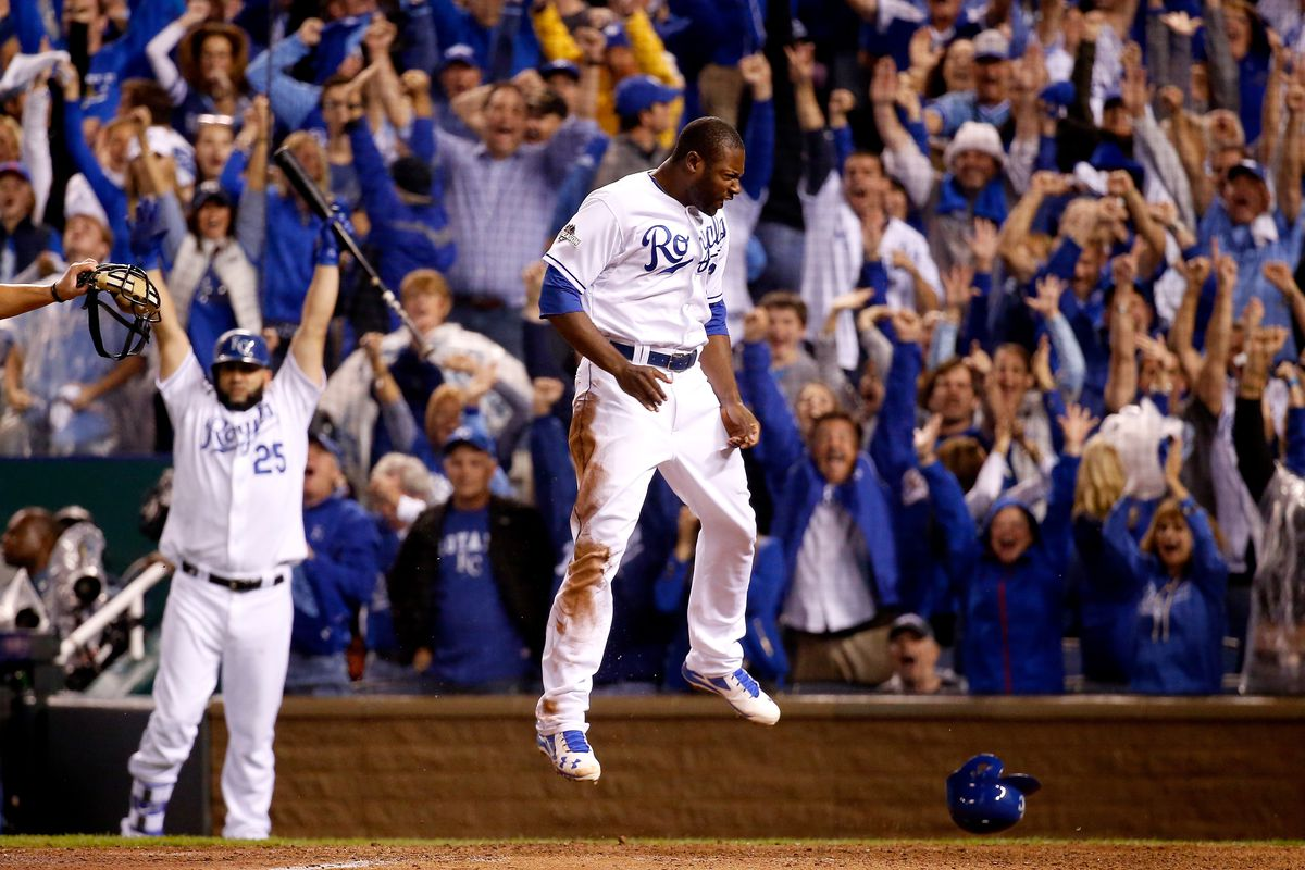 sports shoes 0ac55 578c6 The top ten Lorenzo Cain moments in Royals history - Royals ...