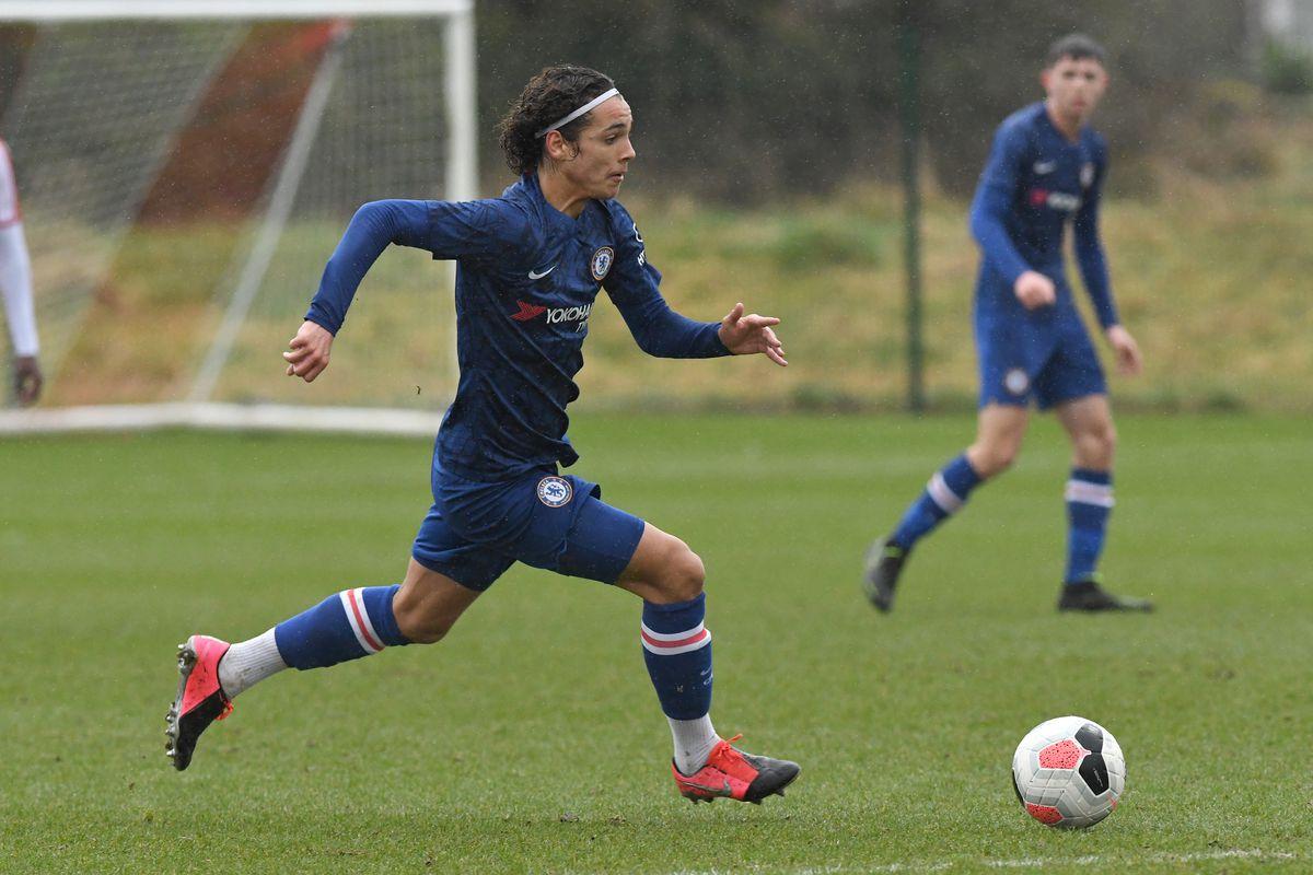 Stoke City v Chelsea FC- U18 Premier League Cup: Semi-Final
