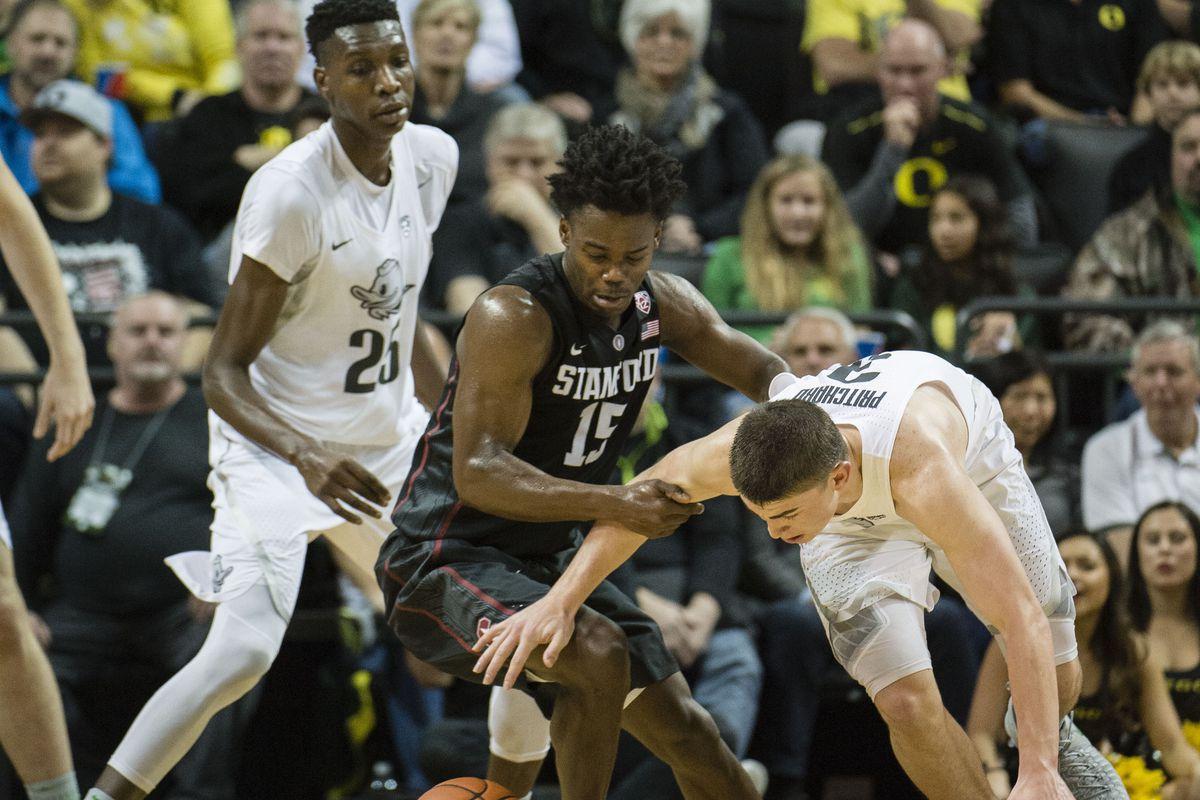 Oregon defeats Stanford Men's Basketball 69-52 - Rule Of Tree