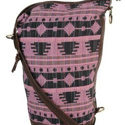 """<a href=""""http://www.forever21.com/Product/Product.aspx?category=ACC&ProductID=1000026606&utm_source=google&utm_medium=base&utm_campaign=product_feed""""> Forever 21 tribal sling backpack</a>, $26.80 forever21.com"""
