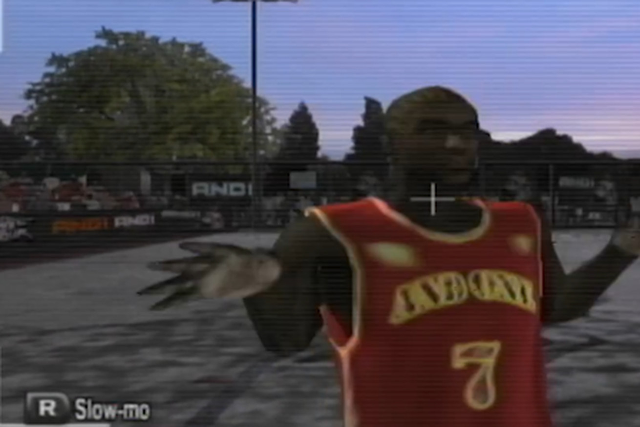 AND1BLANK.0 - Secret Base reviews: AND1 Streetball: The Video Game