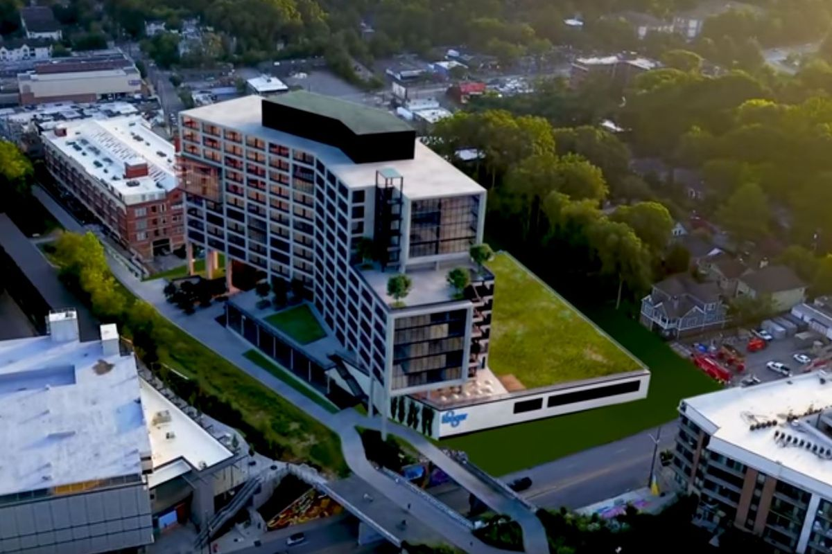 New renderings, video highlight Beltline connectivity at 725 Ponce
