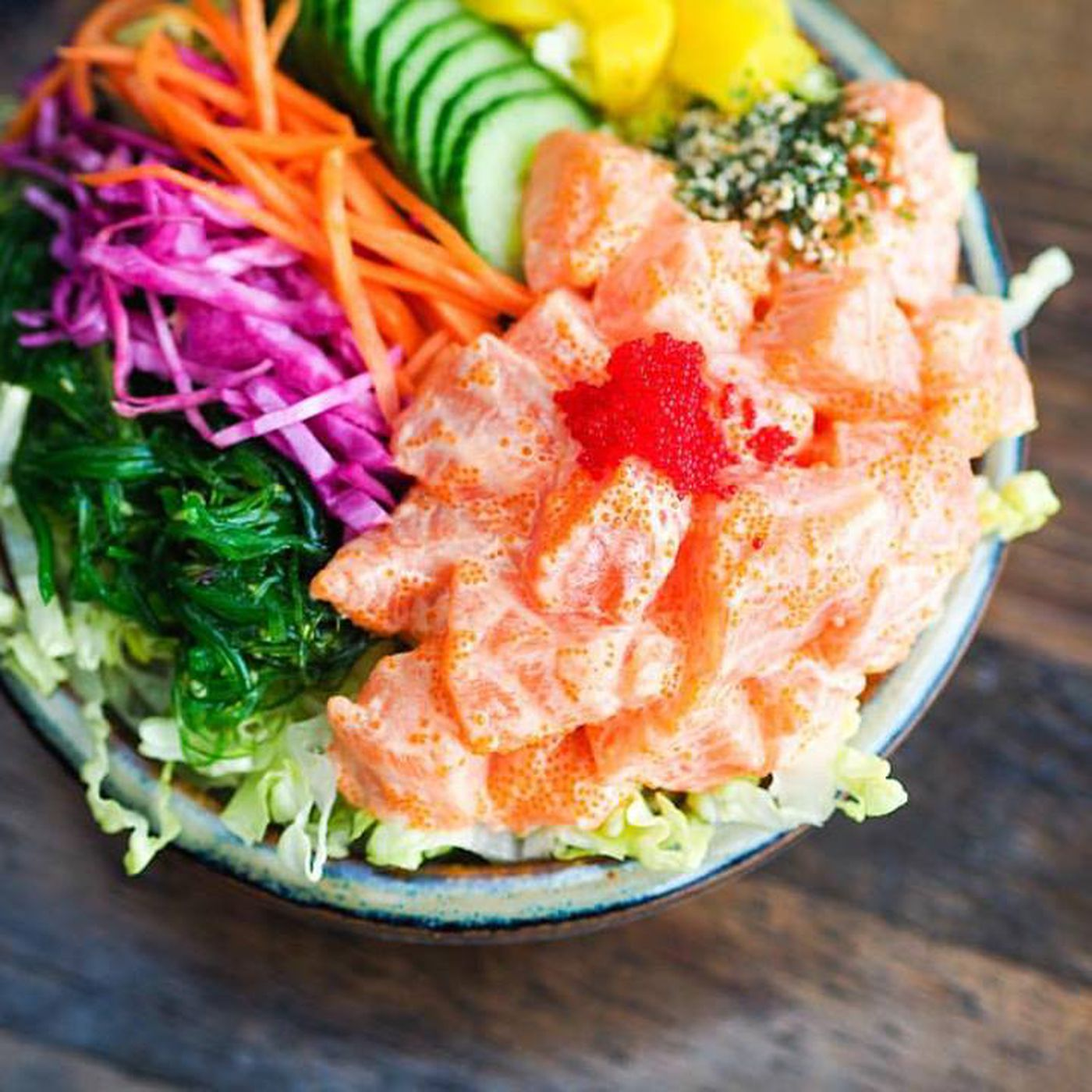 Chicago's 20 Coolest Poke Dishes, 2017 Edition - Eater Chicago