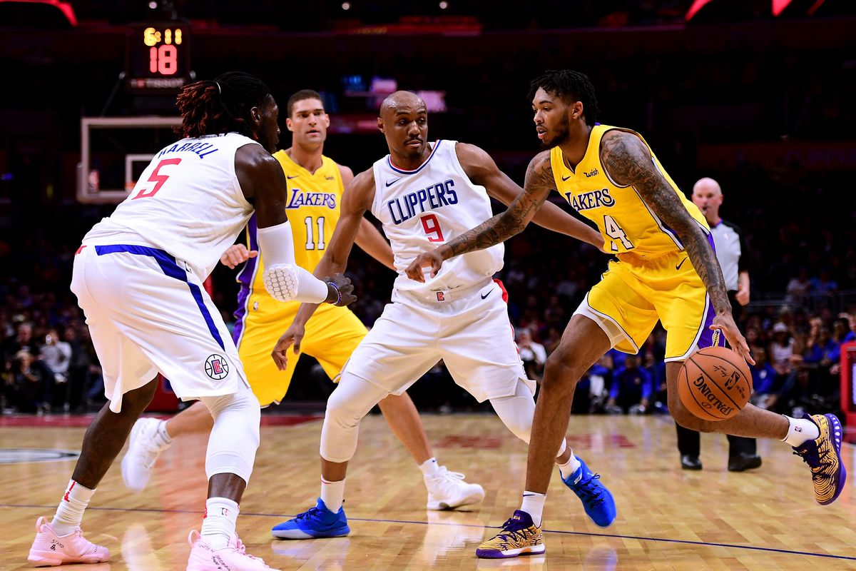 Lakers vs. Clippers: Season opener start time, TV schedule ...Lakers Vs Clippers