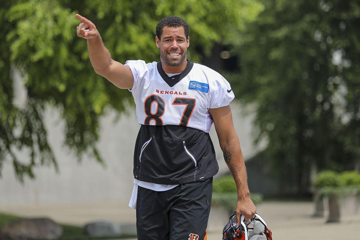 NFL: Cincinnati Bengals Training Camp