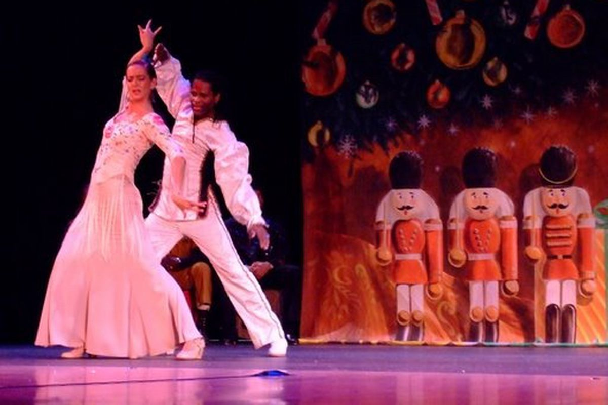 'The Nut Tapper' transforms 'Nutcracker' ballet into a cornucopia of percussive dance
