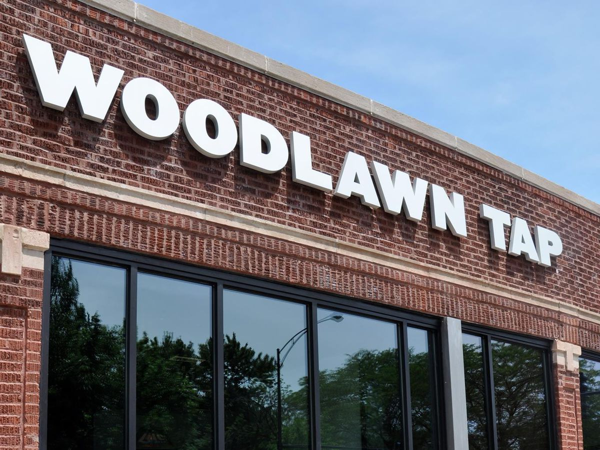 Woodlawn tap chicago